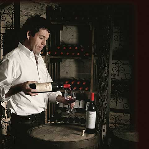 Peter Gago, Penfolds Chief Winemaker