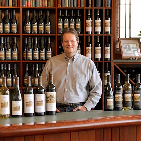 Marty Clubb, Managing Winemaker