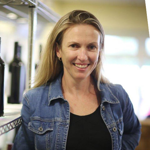 Winemaker Jo Nash